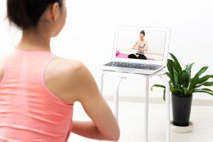オンラインヨガ 瞑想レッスン
