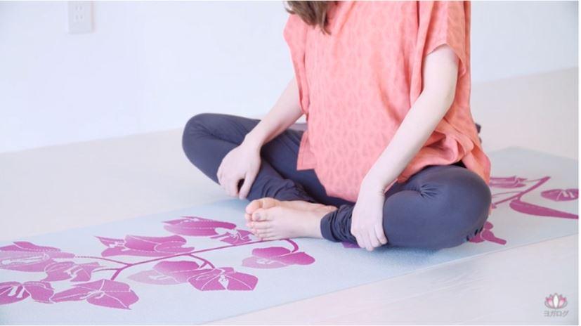 yogalog レッスン