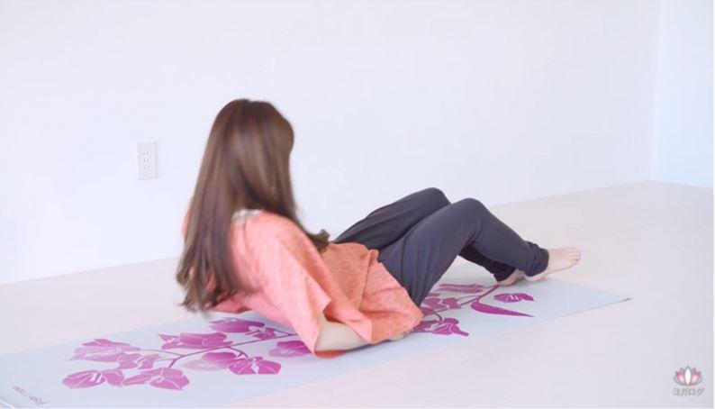 yogalog レッスン動画
